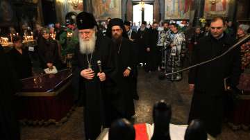 Патриарх Неофит: Християните да се вдъхновят от подвига на Спасителя