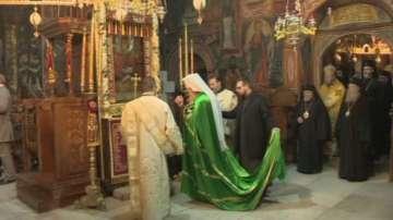 Със заупокойна литургия отбелязаха 6 години от кончината на патриарх Максим