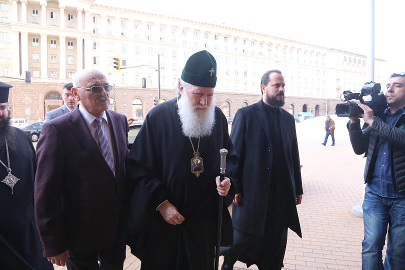 снимка 2 Борисов, патриархът и главният мюфтия обсъдиха дълговете на вероизповеданията