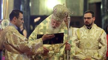 Патриарх Неофит отслужи молебен преди началото на учебната година