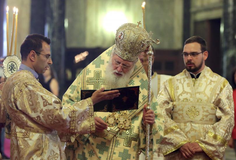патриарх неофит отслужи молебен началото учебната година