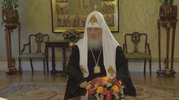 Ексклузивно интервю на руския патриарх Кирил за БНТ