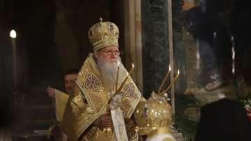 Патриарх Неофит благослови българите на Рождество Христово