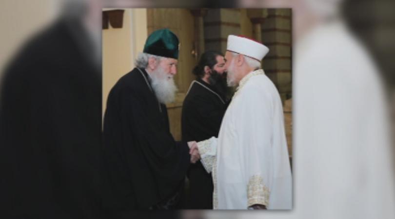 снимка 3 Борисов, патриархът и главният мюфтия обсъдиха дълговете на вероизповеданията