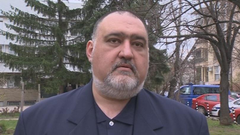 снимка 1 Павел Чернев е починалият пред ресторант в столичния квартал Лозенец