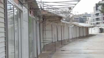 Няма да има павилиони на главните алеи в Слънчев бряг