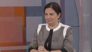 Павлова: За тримесечен кратък мандат успяхме да извършим много дейности