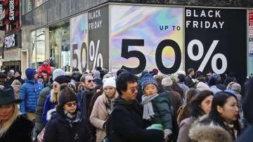 Търговската война между САЩ и Китай може да потопи празничното пазаруване