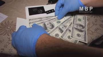 Антимафиотите във Варна разбиха печатница за производство на фалшива валута