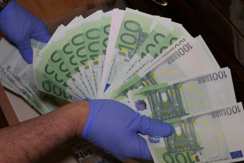 снимка 1 Разбитата печатница за пари е най-голямата за последните 11 години