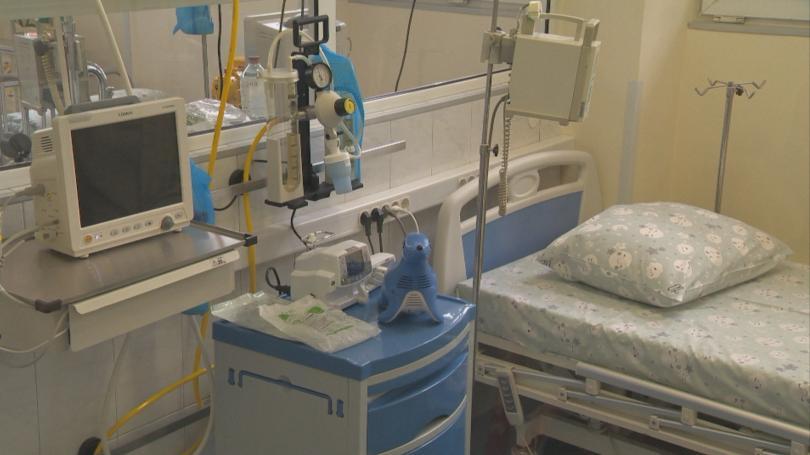 Интензивното отделение в столичната педиатрия отваря врати на 3 февруари
