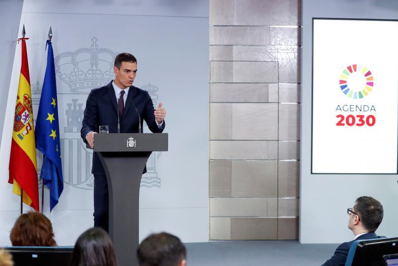 Предсрочни избори в Испания на 28 април