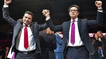 Пендаровски: Ще работя за напредъка на отношенията Северна Македония-България