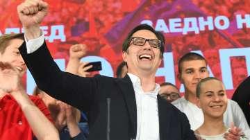 Новият президент на Северна Македония встъпва в длъжност
