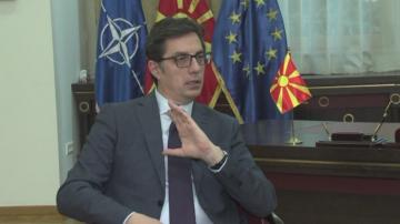 Пендаровски: България помогна за по-бързото ни излизане от международна изолация