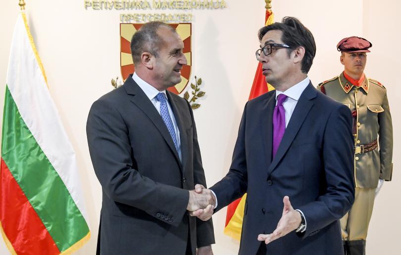 снимка 1 Стево Пендаровски встъпи в длъжност като президент на Северна Македония