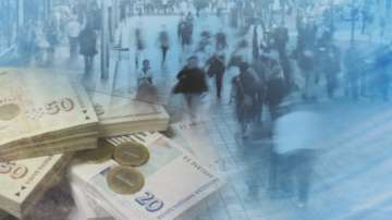 Увеличение на социалната пенсия за старост от 1 юли