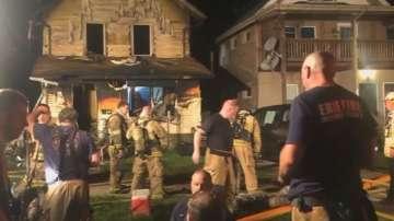 Пет деца загинаха при пожар в къща в Пенсилвания