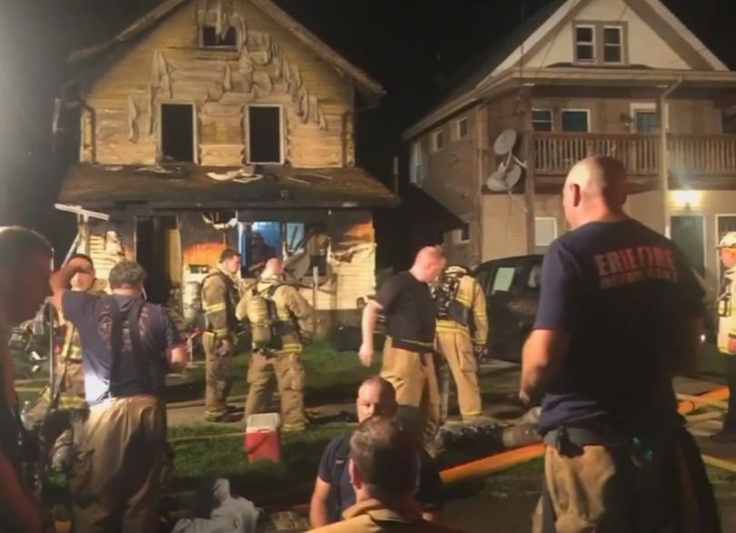 Пет деца загинаха при пожар в къща, използвана като детски