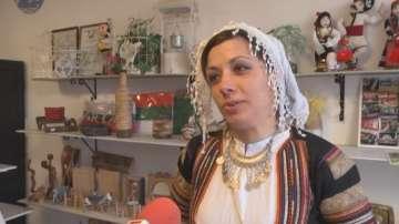 Жена от Шумен връща вкуса на детството в своя град