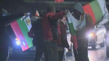 Протестиращи затвориха  автомагистрала Люлин при пътен възел Даскалово