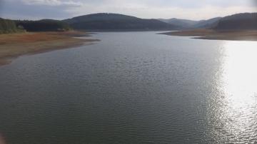 За три дни притокът на вода към язовир Студена се е увеличил десетократно
