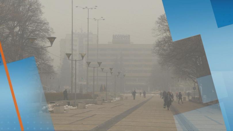 В Перник тази нощ нивата на серен диоксид във въздуха