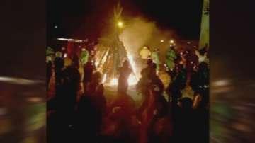 Сурвакари гонят злото в Батановци