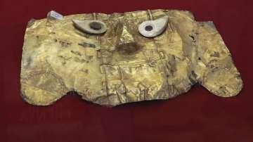 Германия върна антична златна маска в Перу