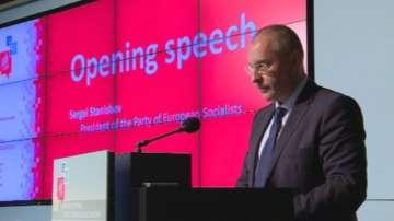 Икономическа конференция на ПЕС в Брюксел