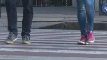 Може ли пресичането на пешеходна пътека да стане по-сигурно?