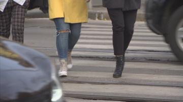 Пътна полиция започва акция за повишаване безопасността на пешеходците