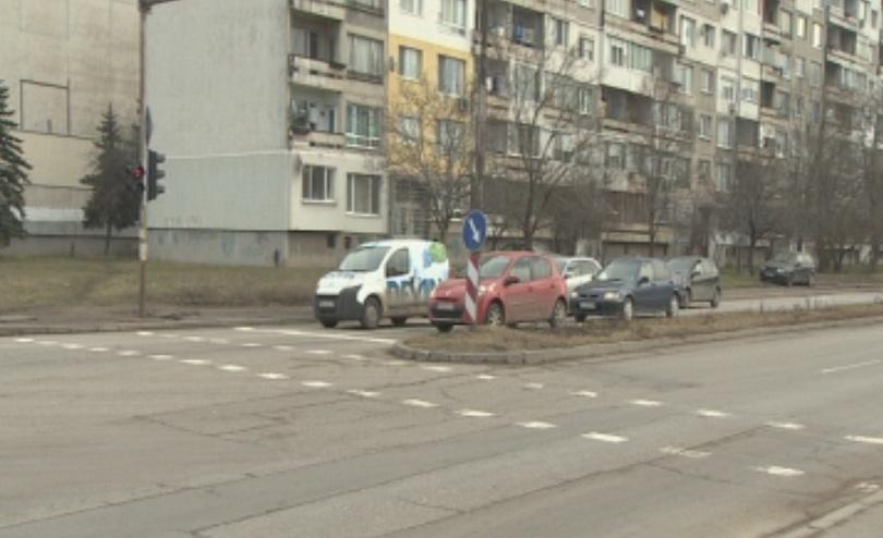 войната пътищата блъснати пешеходци столичния надежда