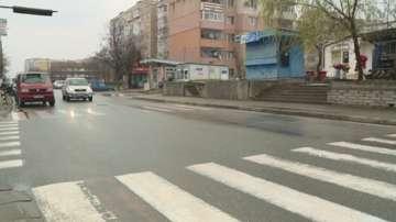 Пешеходните пътеки в Благоевградска област са в лошо състояние