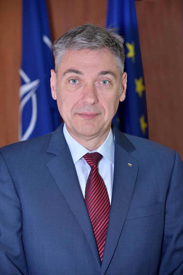 снимка 1 Петко Дойков е назначен за заместник-министър на външните работи