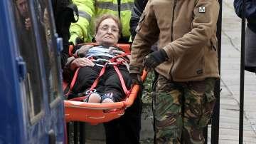 Изкараха жената на барикадиралия се мъж. Той е чичо на бивш шеф на НСО