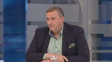 Петър Мутафчиев: Трябва да има ясни цели за развитието на БДЖ