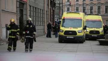Санкт Петербург е в траур след взрива в метрото