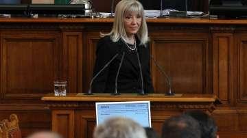 Ефективност, качество и контрол са приоритетите на министър Петя Аврамова