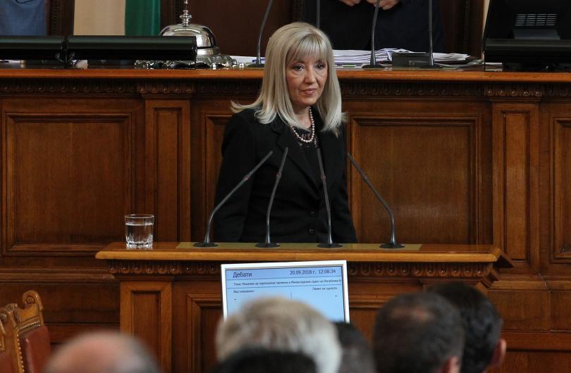 Новият министър на регионалното развитие Петя Аврамова ще държи на