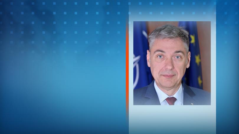 Нов заместник-министър на външните работи. Петко Дойков, дипломат от кариерата