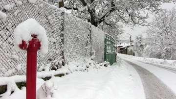 Студ и сняг в края на седмицата