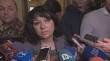 Теменужка Петкова подаде оставка заради сделката с ЧЕЗ