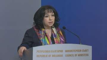 Правителството работи по три енергийни проекта, обясни Теменужка Петкова