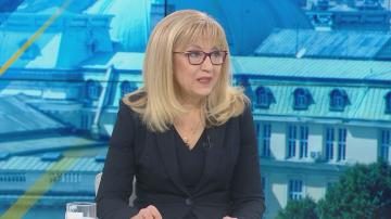 Петя Аврамова: Не се предвижда увеличение на цената на водата в Перник