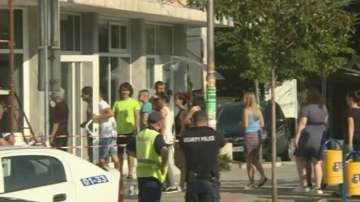 Нов протест след случая, при който 18-годишен блъсна три деца в Петрич