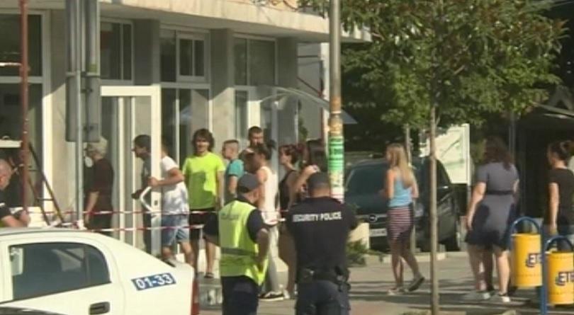 Втори ден на протести в Петрич. Вчера съдът постанови най-тежката