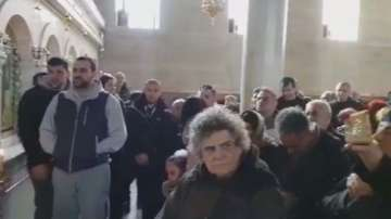 Скандал в църква в Петрич