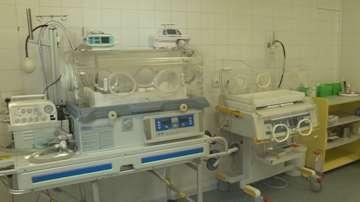 Дарена апаратура в болницата в Петрич помогна на новородено с усложнения