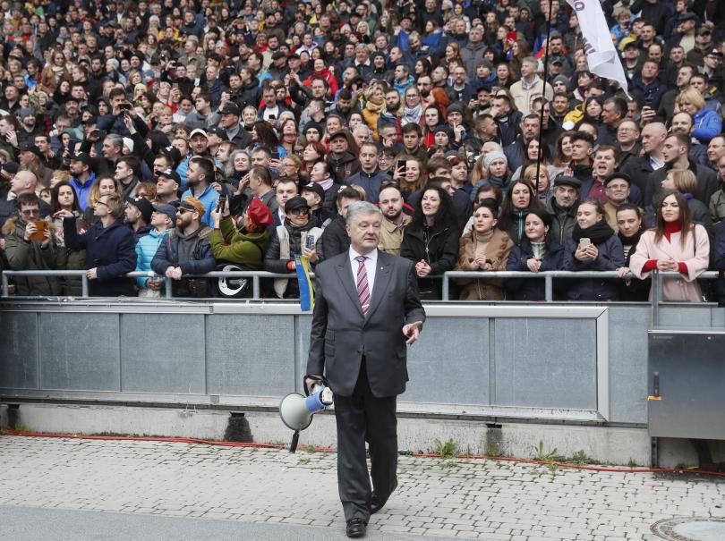 Петро Порошенко, президент на Украйна